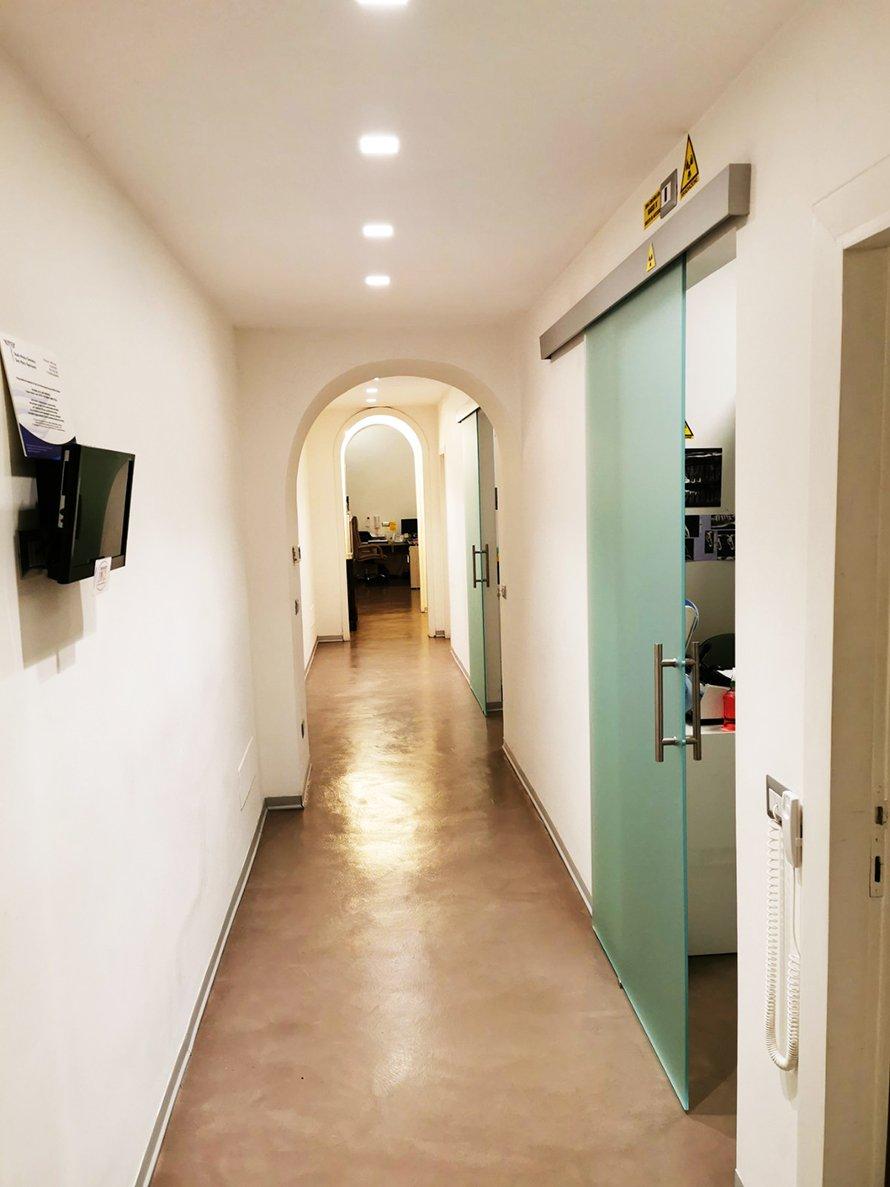 罗马市中心的现代deistico医疗办公室